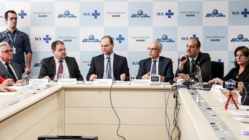 Ministério da Saúde anuncia recursos para Atenção Básica e cursos técnicos de enfermagem para ACS e ACE