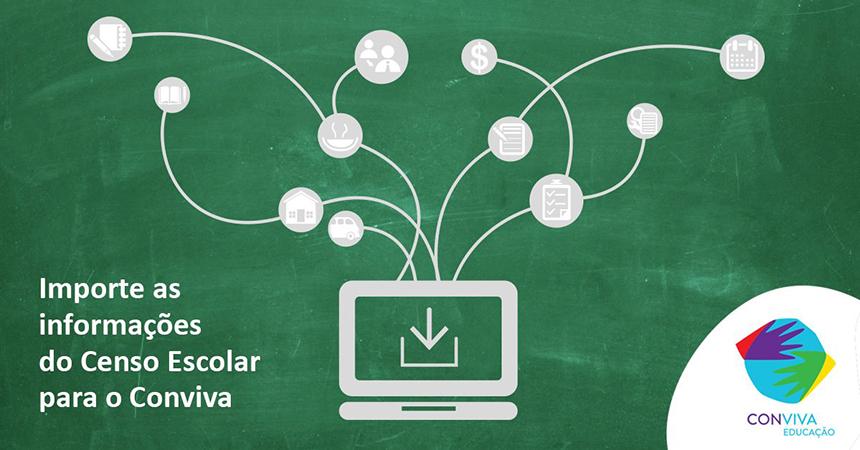 Saiba quais são os benefícios de importar os dados do Educacenso para a plataforma Conviva