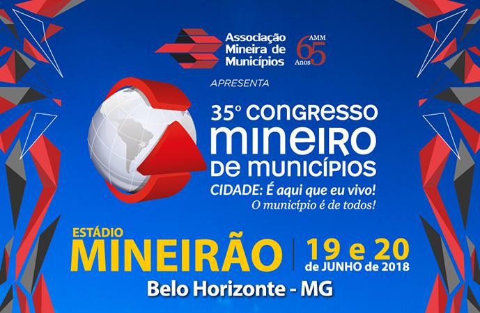 Evento – 35º Congresso Mineiro de Municípios