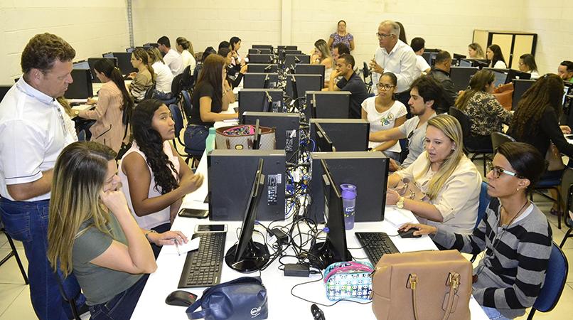 """Informatização da Saúde – Prefeitura de Montes Claros/MG capacita enfermeiros e agentes comunitários para operar o programa """"Mais Saúde Digital"""""""