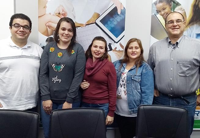 Cliente Vivver – Servidoras do TFD de Igaratinga/MG participam de treinamento para utilização do Módulo Regulação do Sistema Vivver Saúde Pública