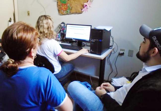 Cliente Vivver – Secretaria de Saúde de Patos de Minas/MG recebe 36 computadores e 22 impressoras do Estado para utilização no Prontuário Eletrônico