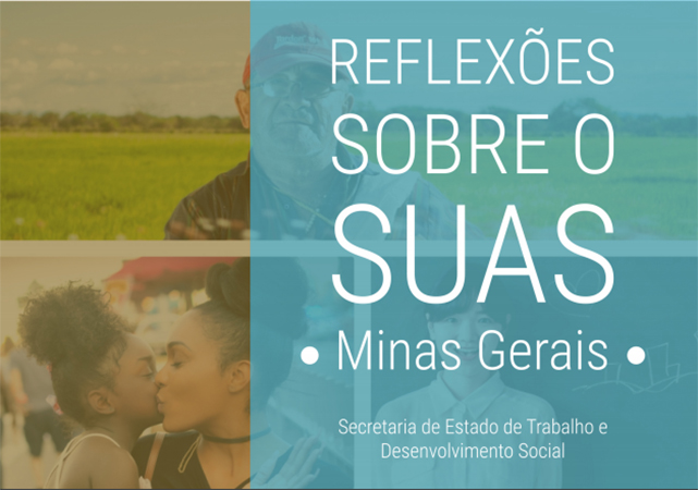 Assistência Social – Caderno que discute o Suas em Minas está disponível na Internet