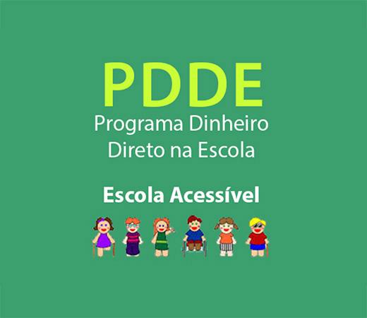 Educação Básica – MEC divulga nova resolução sobre o Programa Escola Acessível