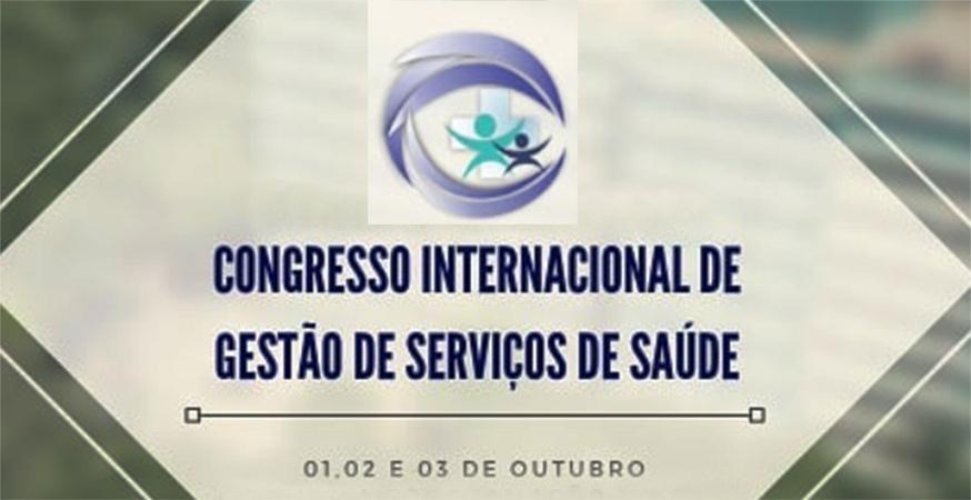 Evento – Congresso Internacional de Gestão de Serviços de Saúde
