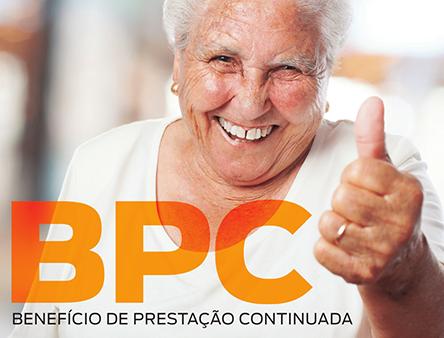 Desenvolvimento Social BPC – Benefício assistencial ao idoso e à pessoa com deficiência