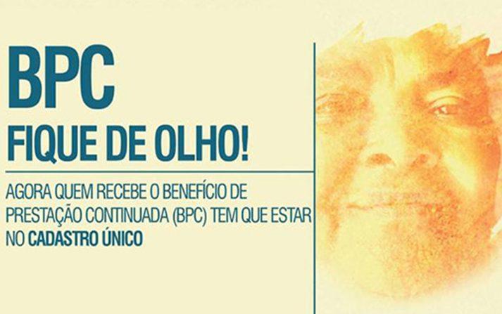 Desenvolvimento Social – Minas é um dos estados que mais cadastrou usuários do BPC no CadÚnico