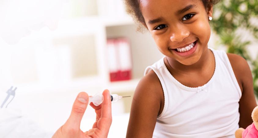 Criança sem cicatriz vacinal não precisa revacinar contra tuberculose