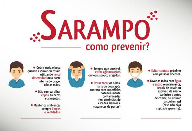 Saúde Pública – Ações contra surto buscam garantir recertificação de país livre do sarampo