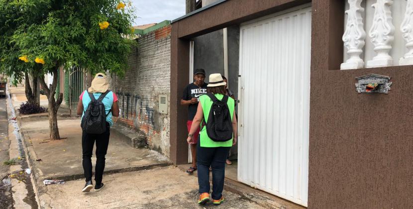 Cliente Vivver – Combate ao Aedes é intensificado na zona Sul de Mogi Mirim/SP