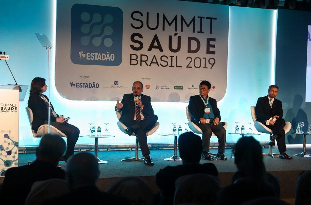 Summit Saúde 2019 – Desafios da saúde digital