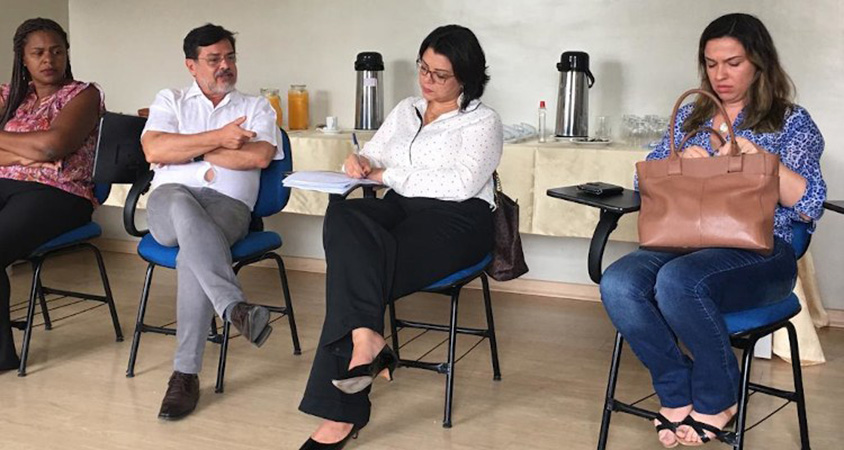 Secretária de Assistência Social visita unidades que atendem pessoas com deficiência em MG