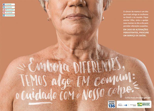 Outubro Rosa – Câncer de mama no Brasil: mortalidade está abaixo da média mundial