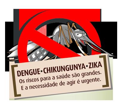Saúde Pública – Combate ao Aedes Aegypti: prevenção e controle da Dengue, Chikungunya e Zika