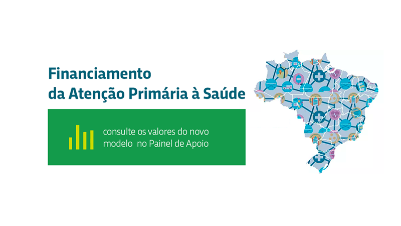 Atenção Básica – Vídeo tutorial: Painel de apoio apresenta dados no novo financiamento da APS por município