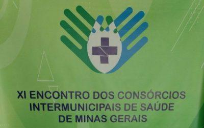 XI Encontro dos Consórcios Intermunicipais de Saúde de Minas Gerais