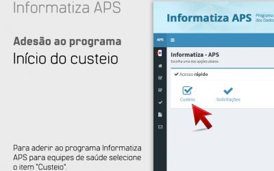 Saúde Pública – Atenção gestor: adesão ao programa Informatiza APS já pode ser feita pelo e-Gestor