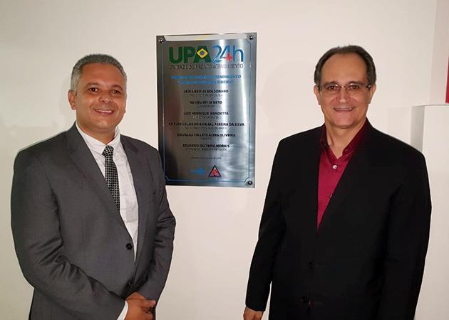 Cliente Vivver – UPA Geraldo dos Reis Ribeiro é inaugurada em Timóteo/MG