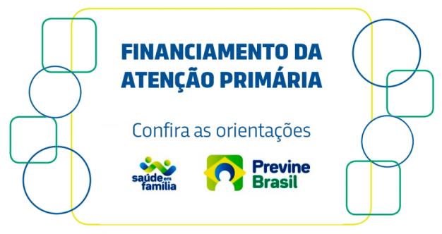 Programa Previne Brasil – Orientações sobre o financiamento da Atenção Primária