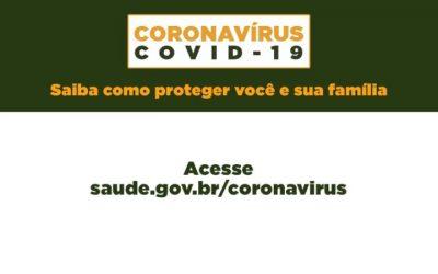 Covid-19 – Brasil registra 177.589 casos de coronavírus e 72.597 pessoas recuperadas