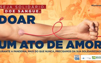 Doação de sangue – Brasil consegue ampliar transfusões de sangue, mas coleta diminui