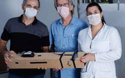 Pesquisa & Inovação – UFMG desenvolve protótipo para neutralizar coronavírus no ar