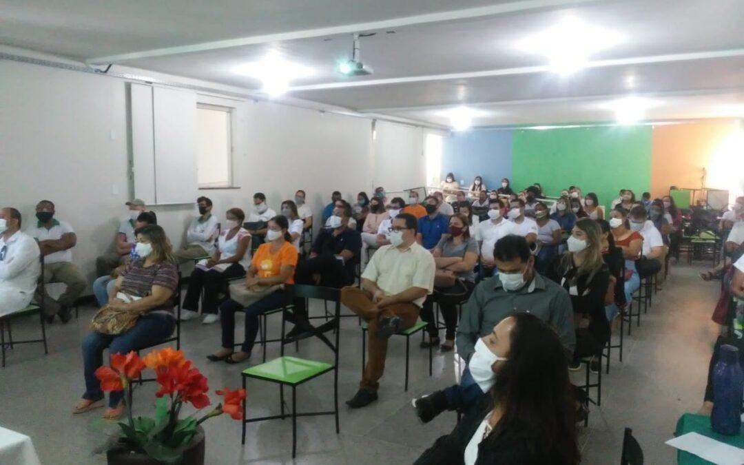 Cliente Vivver – Secretaria de Saúde de Janaúba/MG promove palestra de sensibilização do Sistema de Gestão da Saúde