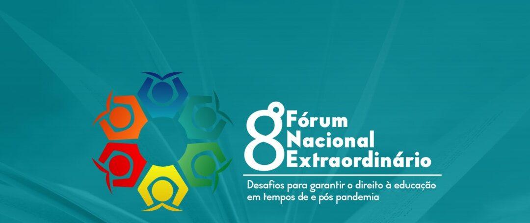 Evento Online – Saiba como acessar o 8º Fórum Nacional Extraordinário da Undime e a Feira Virtual