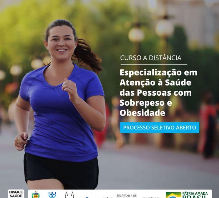 Promoção da Saúde – Especialização em Atenção à Saúde das Pessoas com Sobrepeso e Obesidade