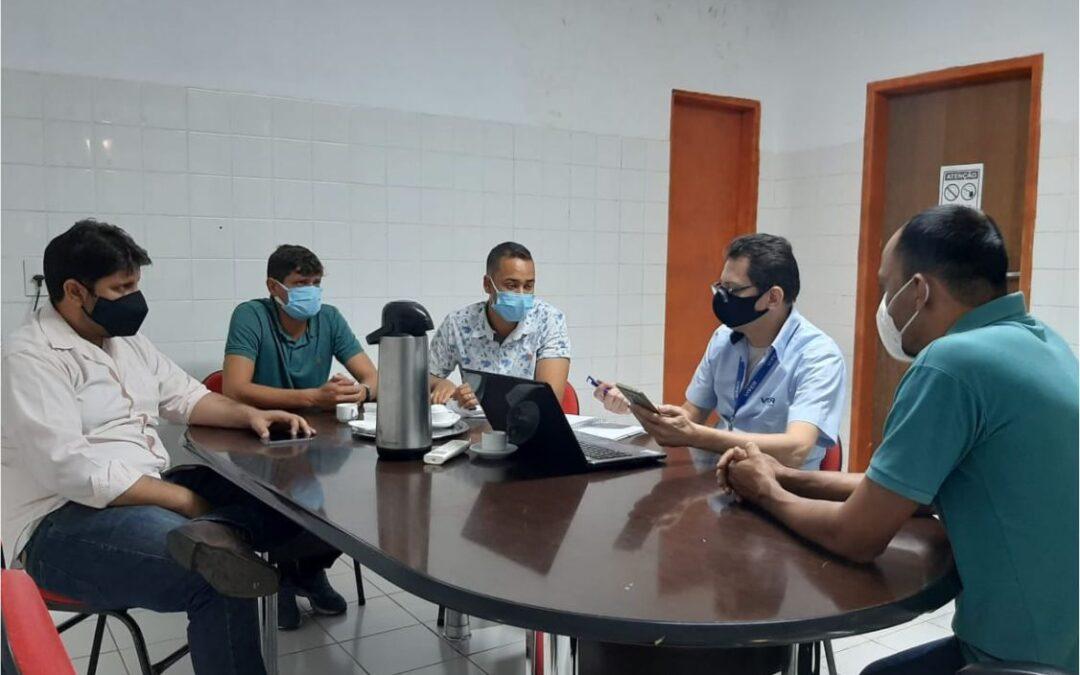 Cliente Vivver – Gestor de Saúde de Patis/MG reúne equipe para discutir sobre adequações no PEC