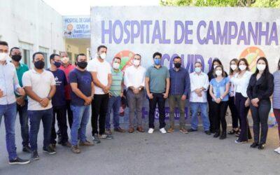 Cliente Vivver – Santa Luzia inaugura Hospital de Campanha