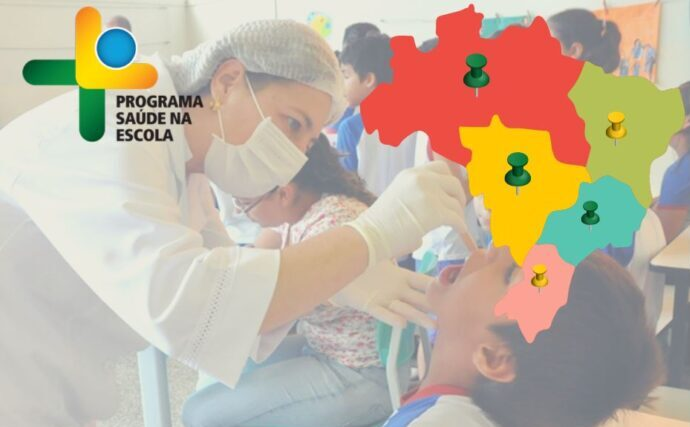 Programa Saúde na Escola tem a maior adesão dos últimos 14 anos