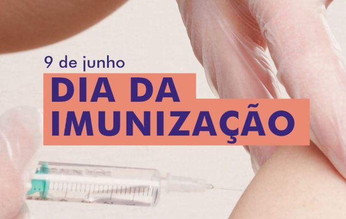 Dia da Imunização: pandemia reforça a importância da vacinação