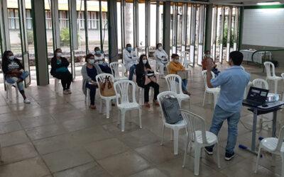 Cliente Vivver – São João Nepomuceno/MG promove ação de Saúde Pública para servidores do município