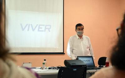 Cliente Vivver – Servidores da Saúde de Levy Gasparian participam de treinamento sobre o Programa Previne Brasil